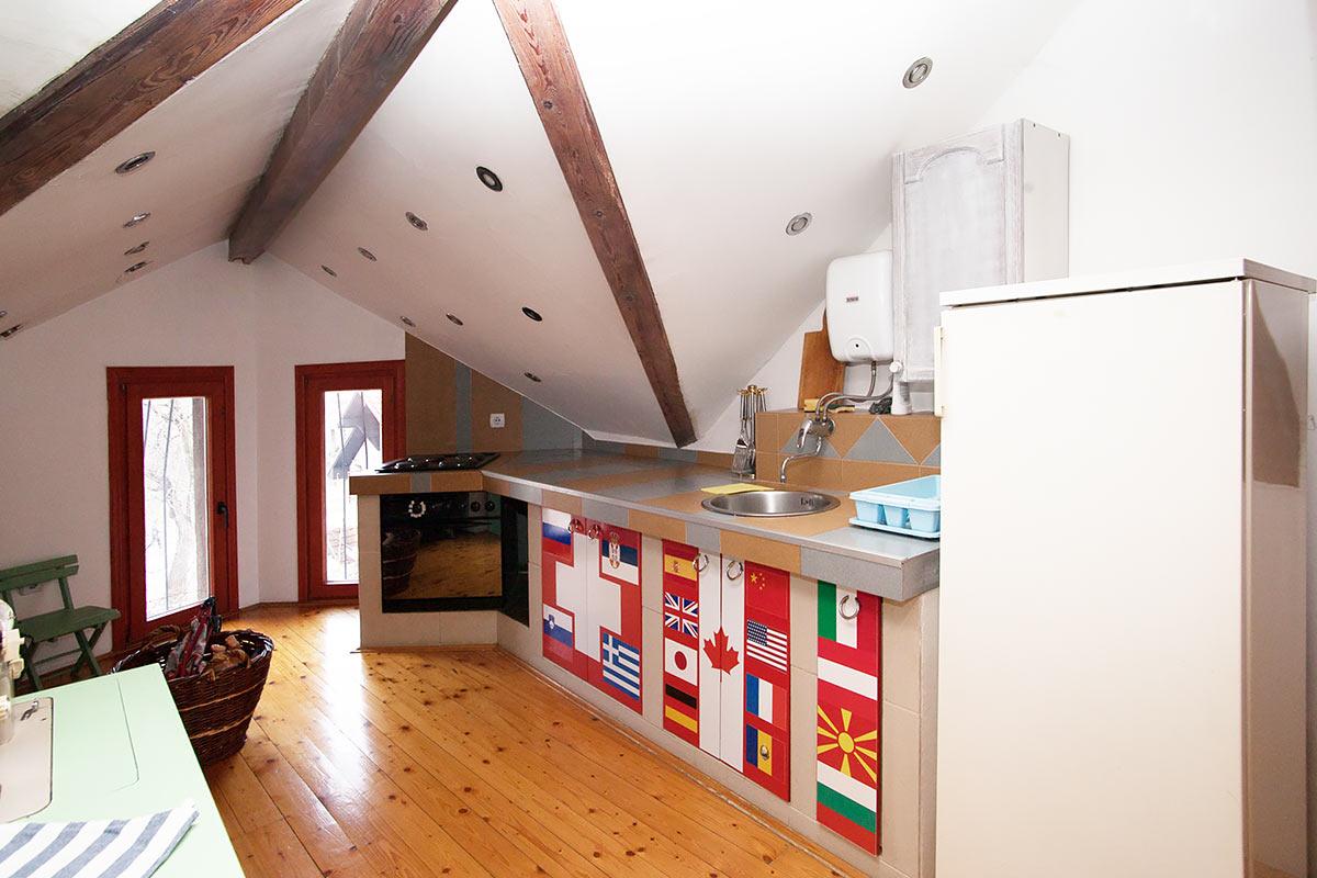 Apartman Super Star 1 - Kuhinja