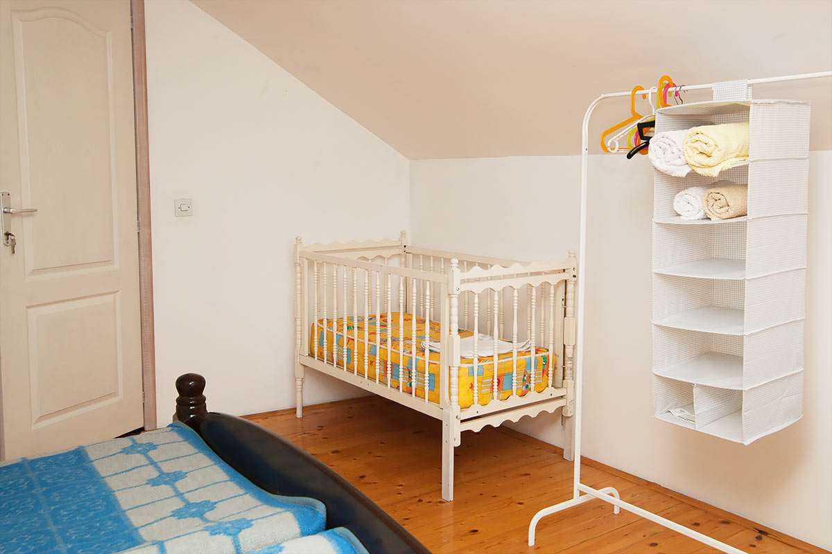 Apartman Super Star 1 - Spavaća soba 1 - krevetac
