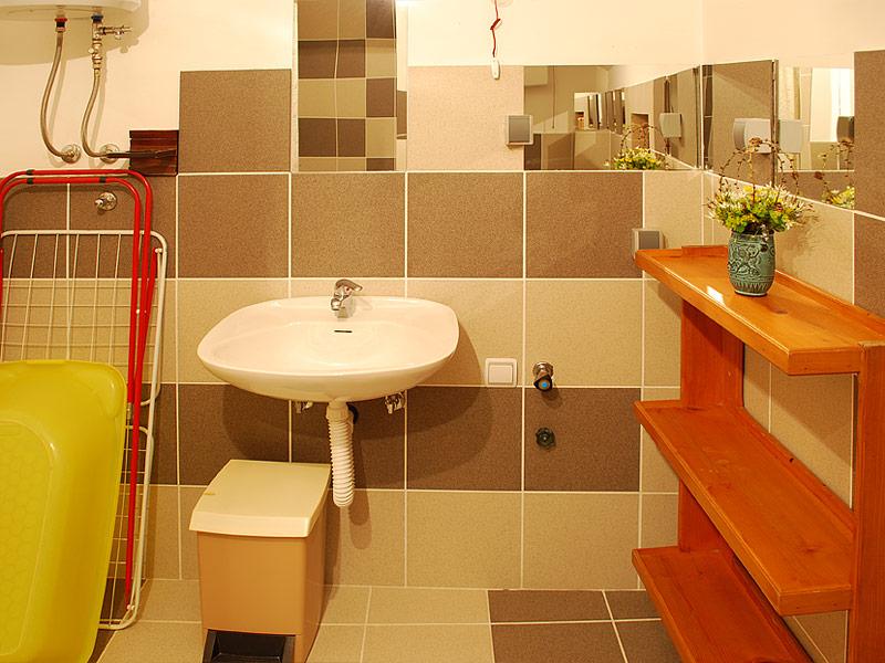 Apartman Super Star - kupatilo