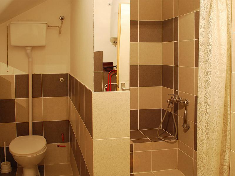Apartman Super Star - kupatilo - WC