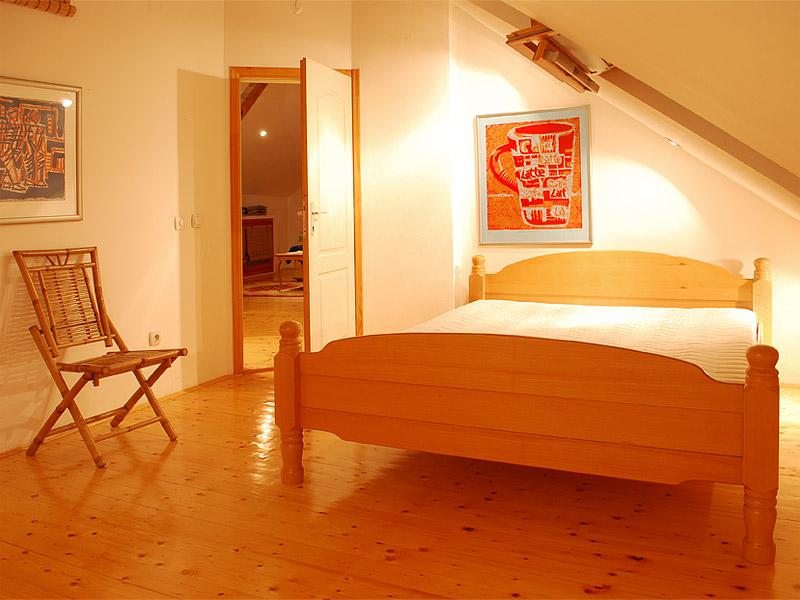 Apartman Super Star - spavaća soba 1