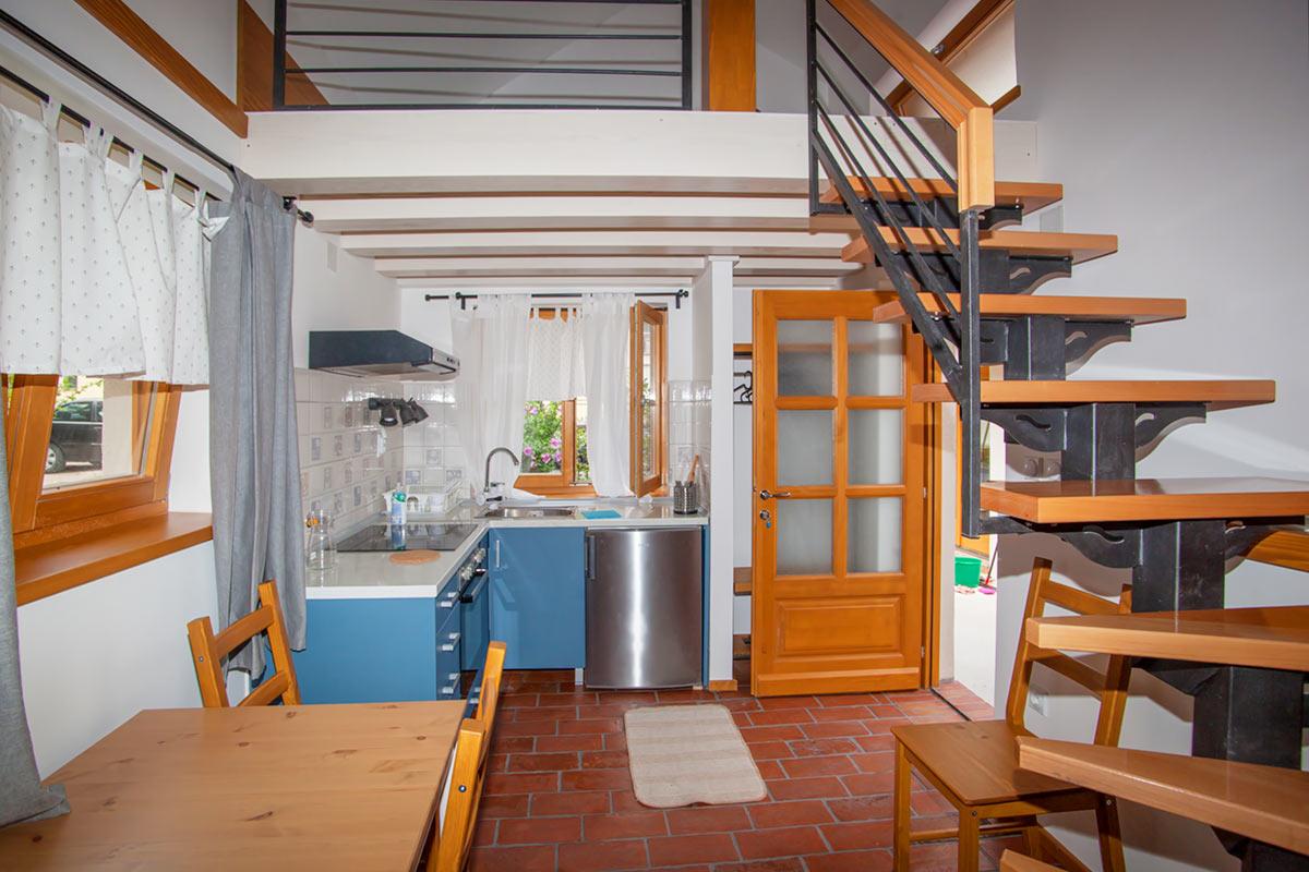 Apartman 1 Superstar 23A - Kuhinja