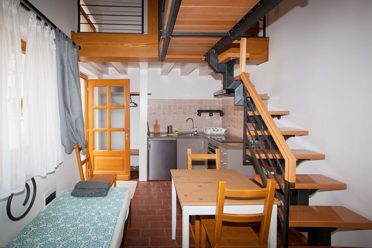 Apartman A2 - Trpezarija