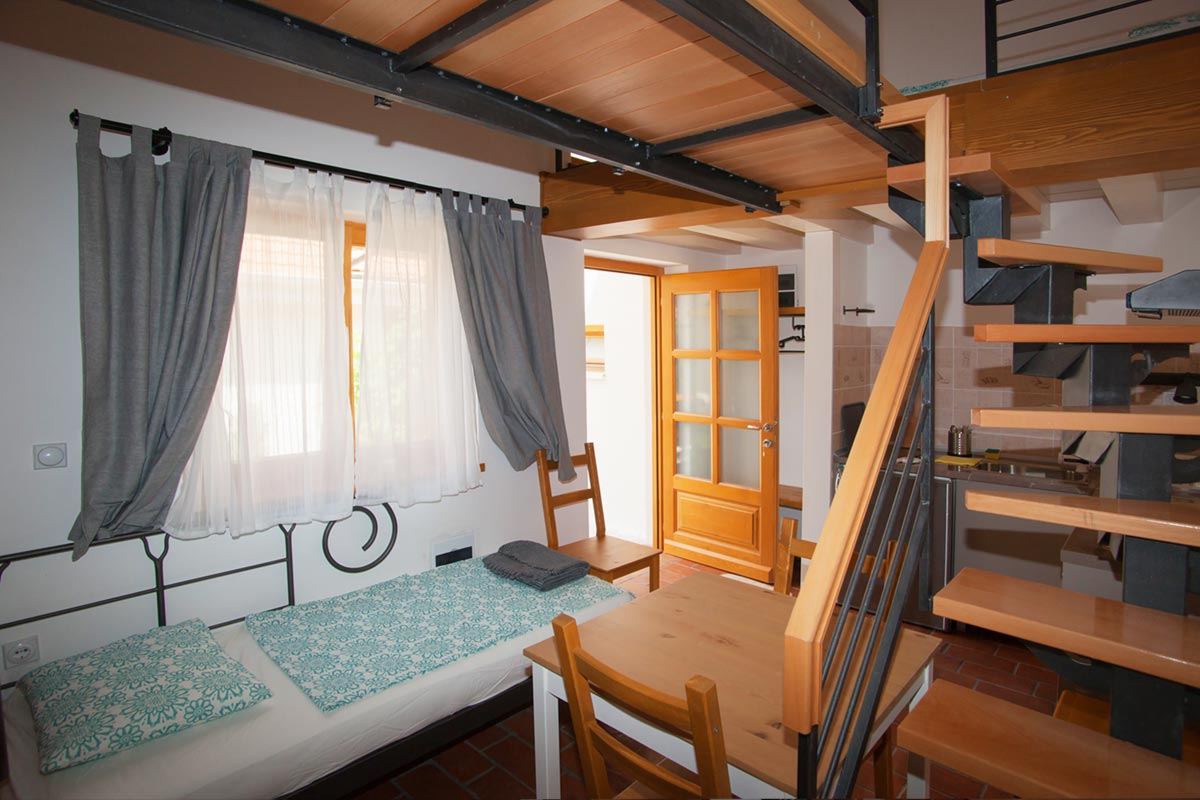 Apartman A2 - Kuhinja