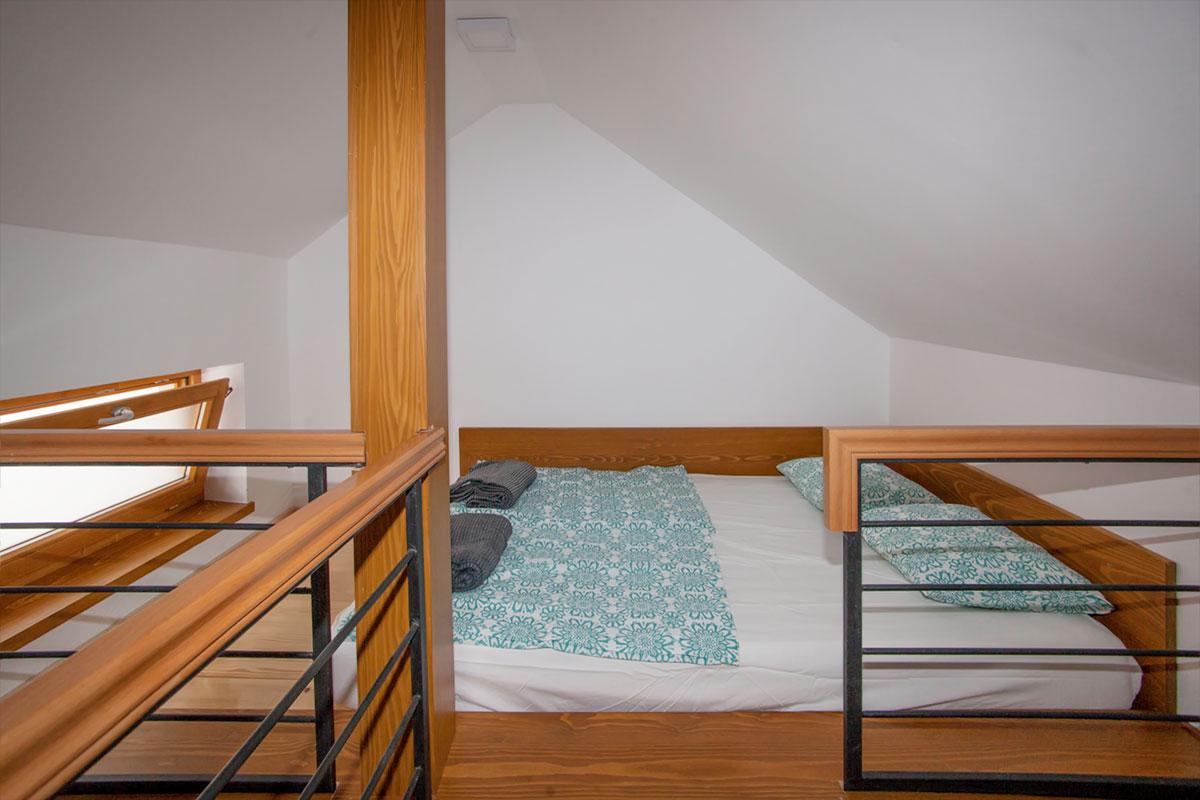 Apartman A2 - Spavaća soba
