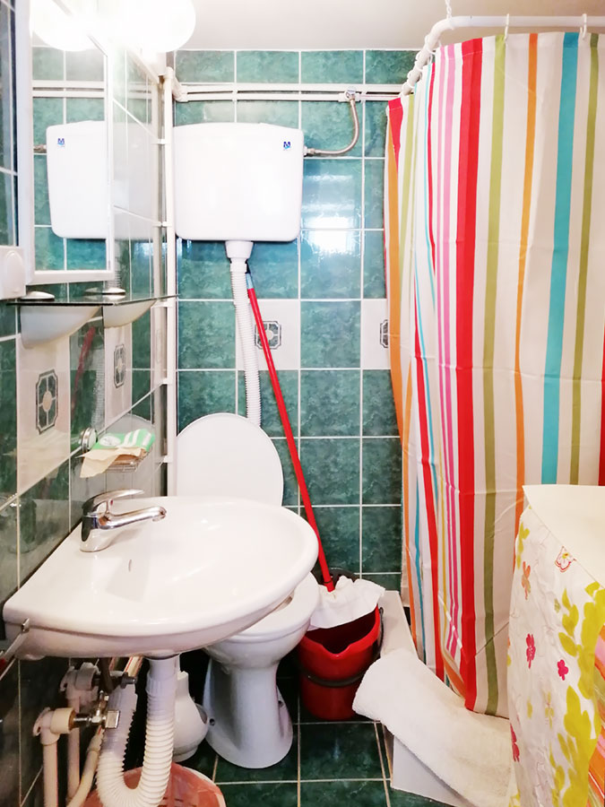 Studia Mira 3 - toalet