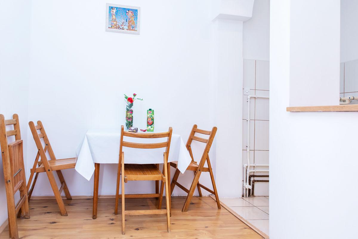 Apartman A4 - Sto za ručavanje