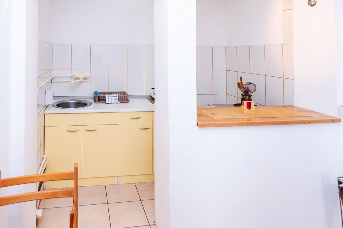 Apartman A4 - Kuhinja