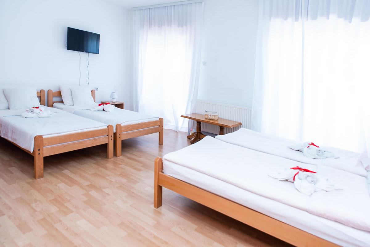 Apartman A4 - Spavaća soba