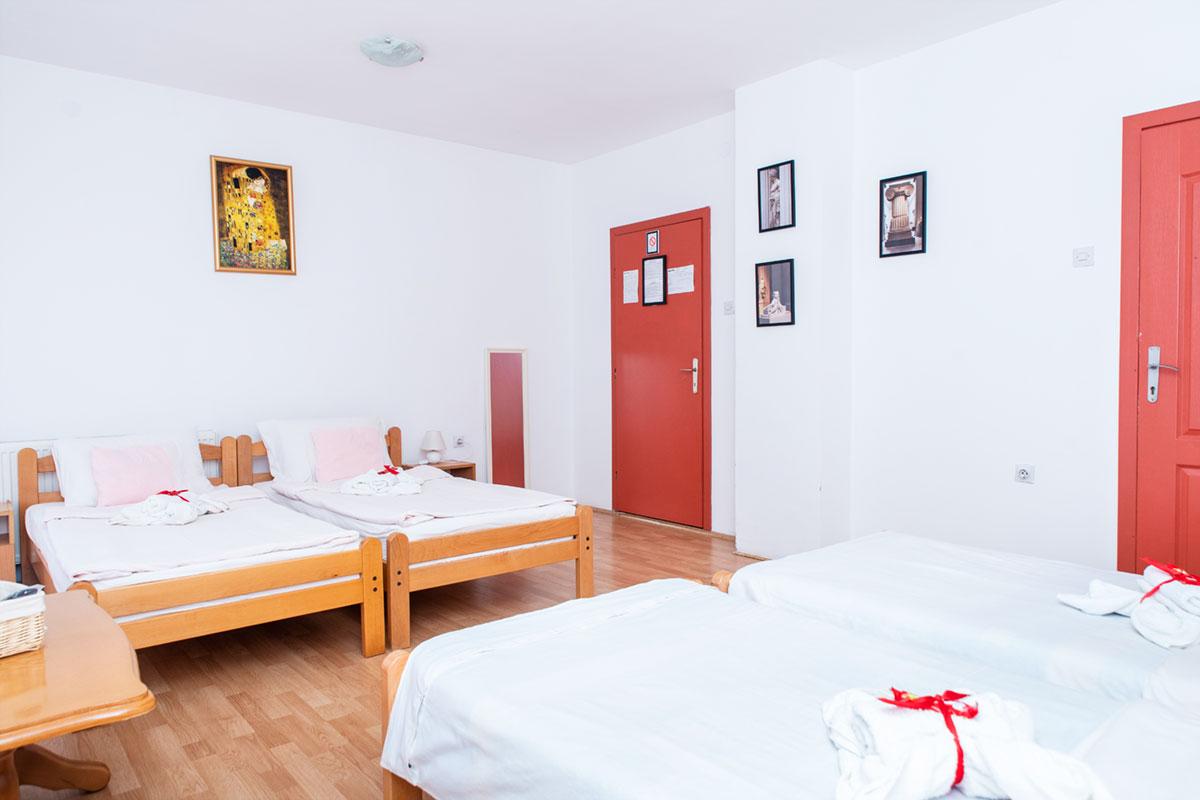 Apartman A4 - Kreveti