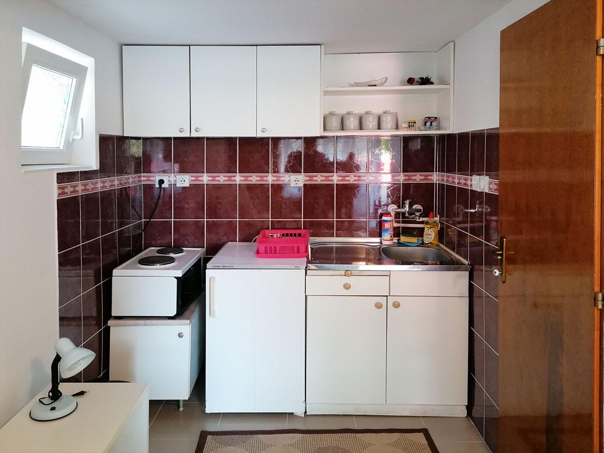 Studio Mira 1 - kuhinja
