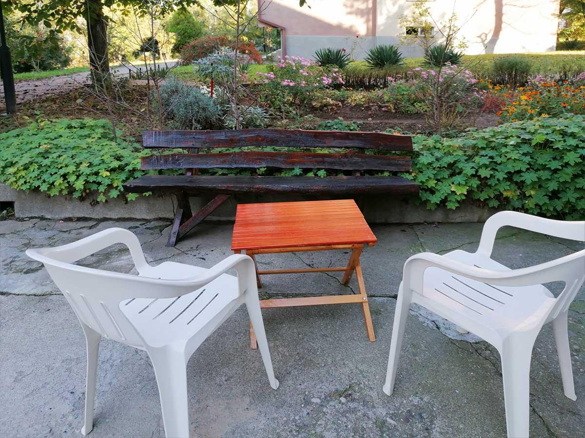 Studio Mira 1 - dvorište