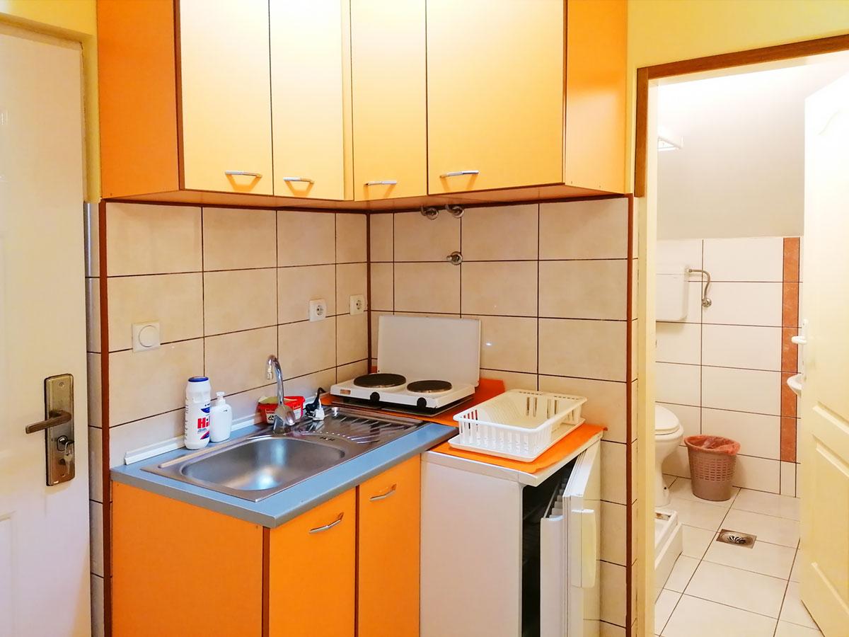 Apartman Mira 1 - kuhinja