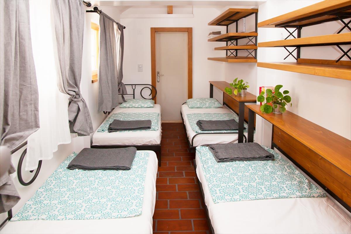 Apartman 3 Superstar 23A - 2 + 2 kreveta