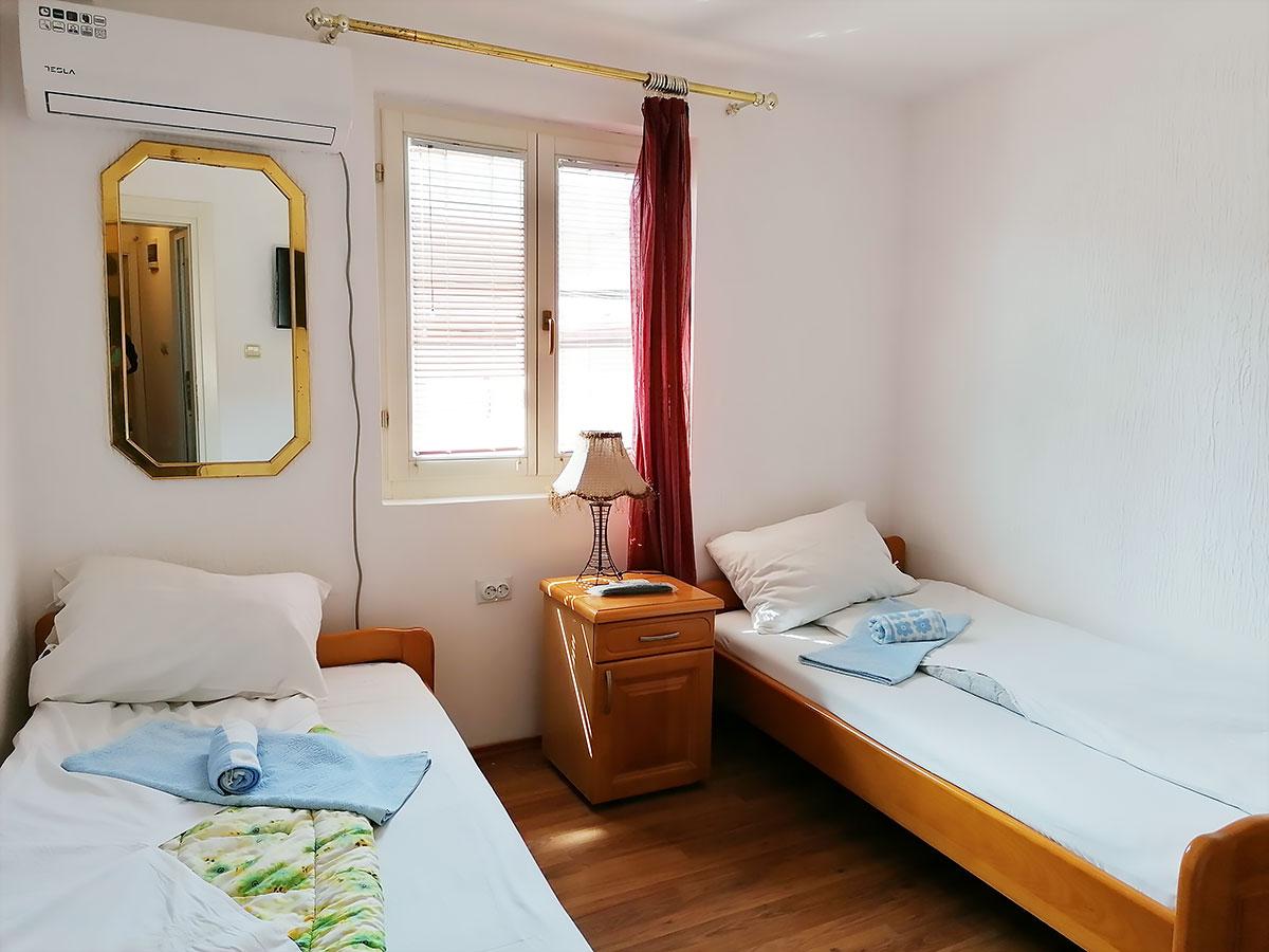 Apartman Hram 2 A 10 - Spavaća soba