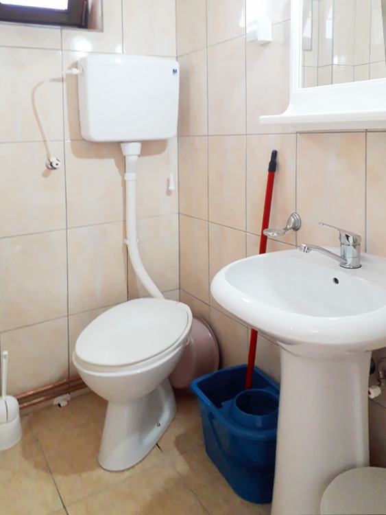 Apartman Akva Star - Toalet