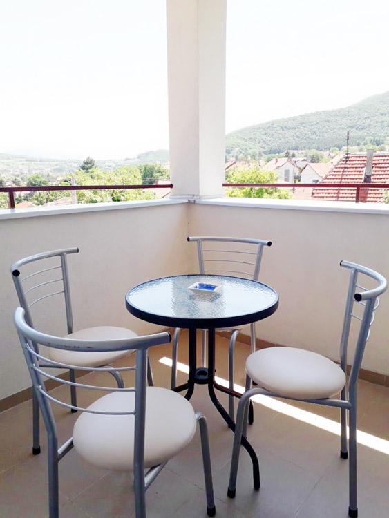 Apartman Akva Star - Garnitura za sedenje