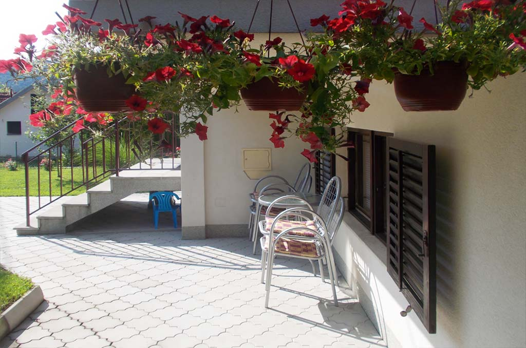 Akva Star Studio 4 - Dvorište
