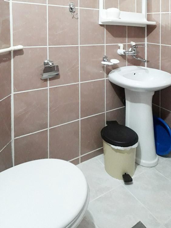 Studio 1 Akva Star - Toalet