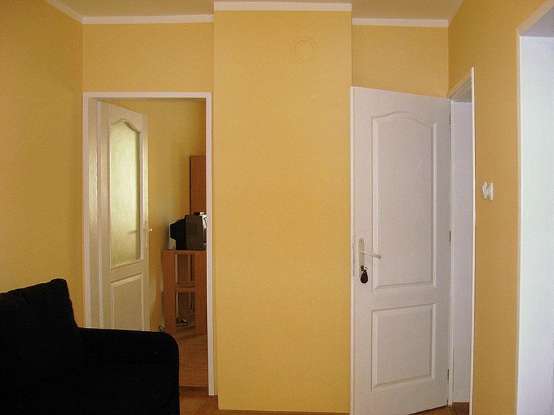 Apartman Tatarac - raspored soba