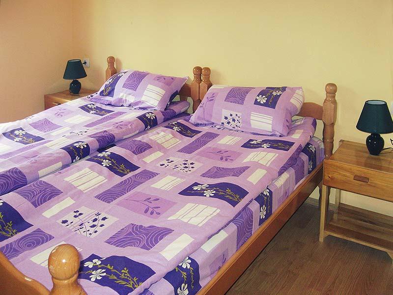 Apartman Tatarac - spavaća soba