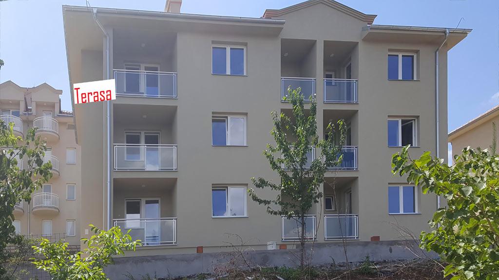 Apartman Family - Lokacija