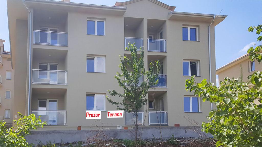 Apartman Kika - Lokacija