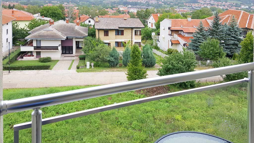 Apartman Titija - Pogled