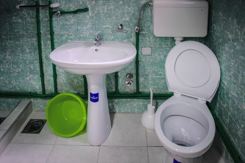 BMV Apartman 2 - Toalet