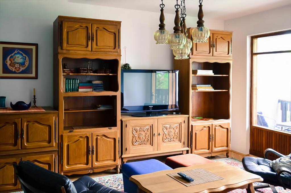 BMV Apartman 1 - Dnevna soba TV