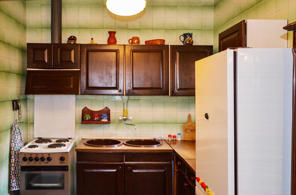 BMV Apartman 1 - Kuhinja