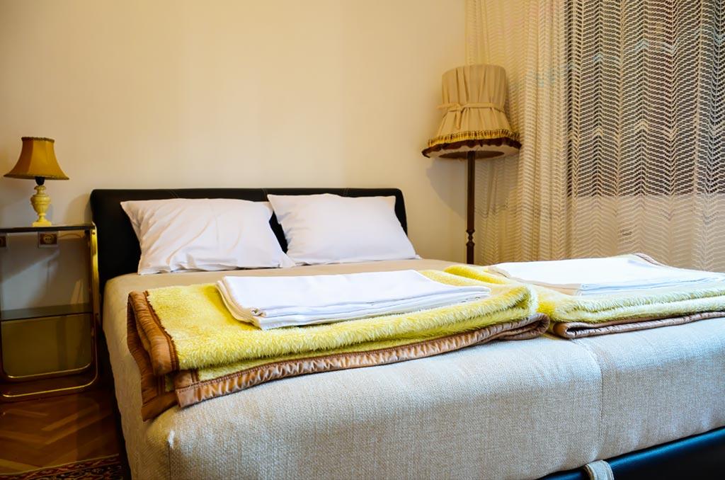 BMV Apartman 1 - Spavaća soba 1