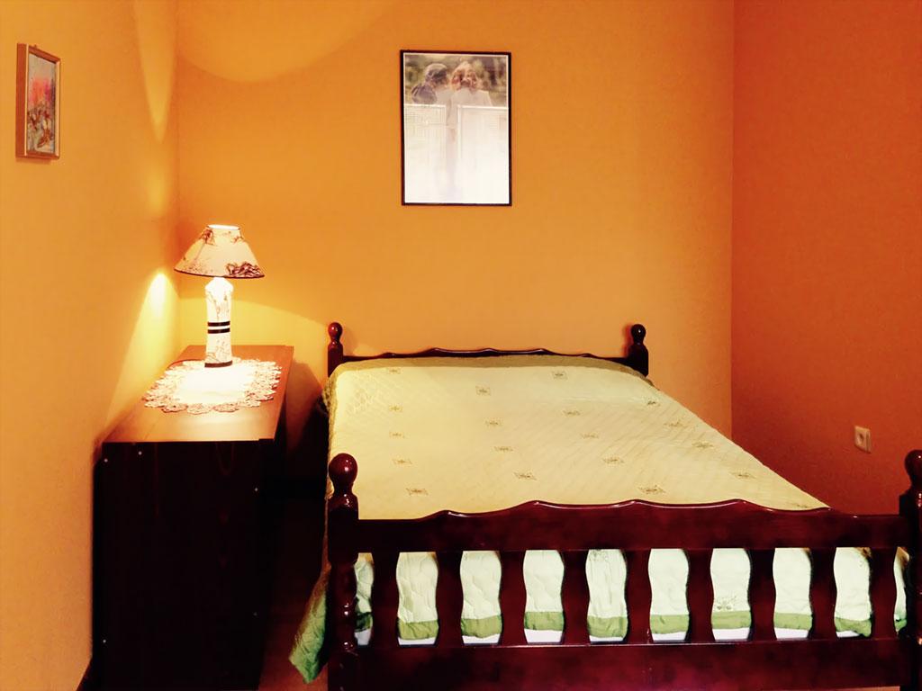 Apartman 1 - Spavaća soba 1 - Francuski ležaj