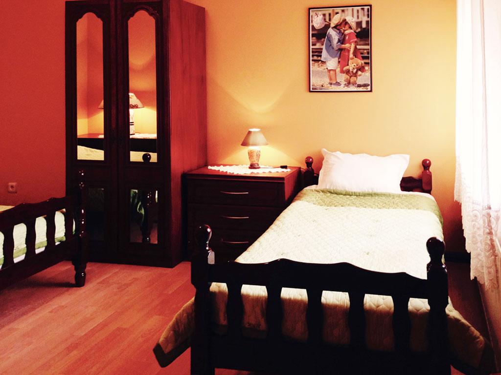Apartman 1 - Spavaća soba 1 - prvi odvojen ležaj