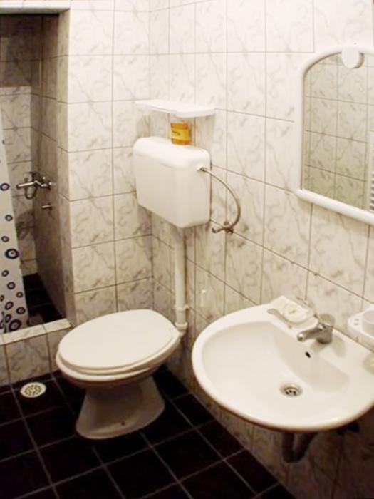 Apartman 1 - Kupatilo