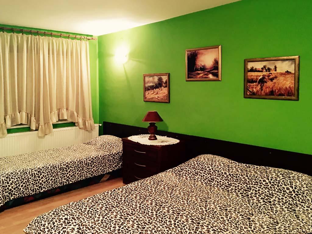 Apartman 2 - Spavaća soba