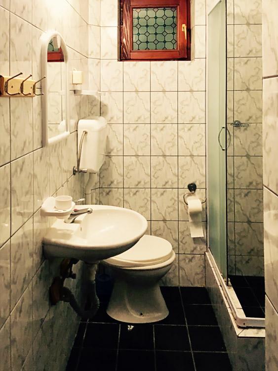 Apartman 2 - Kupatilo