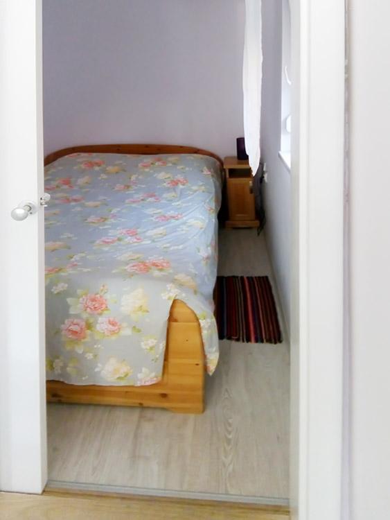 Apatman u prizemlju - Spavaća soba