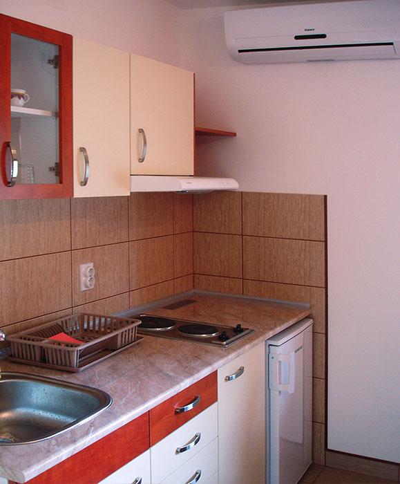 Apartman Iris - klima