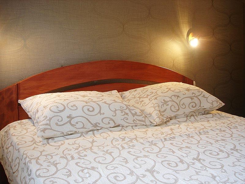 Apartman Jasmin - I. spavaća soba - francuski ležaj