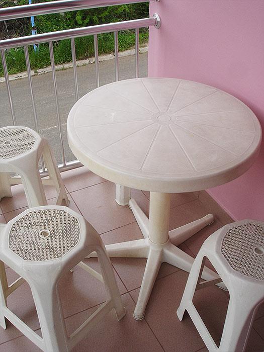 Apartman Jasmin - garnitura za sedenje