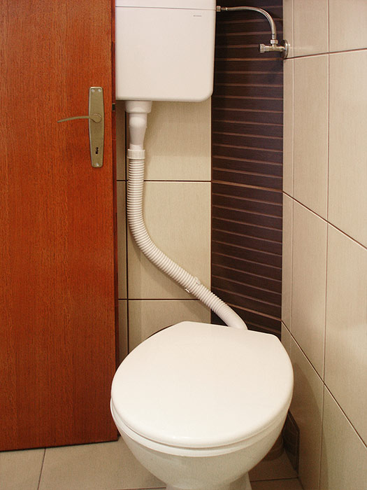 Apartman Jasmin - toalet