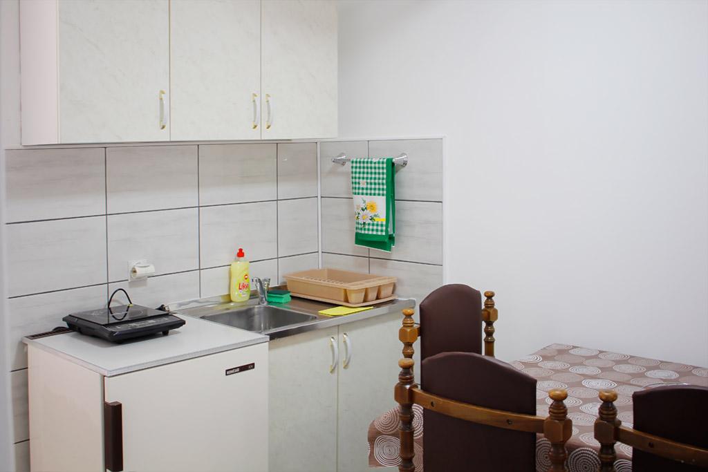 Apartmani Vojin - Kuhinja