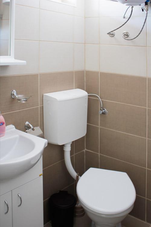 Apartmani Vojin - Kupatilo