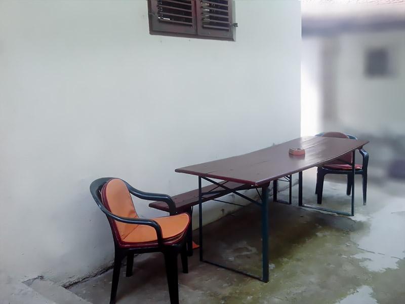 Apartman Kan - Dvorište
