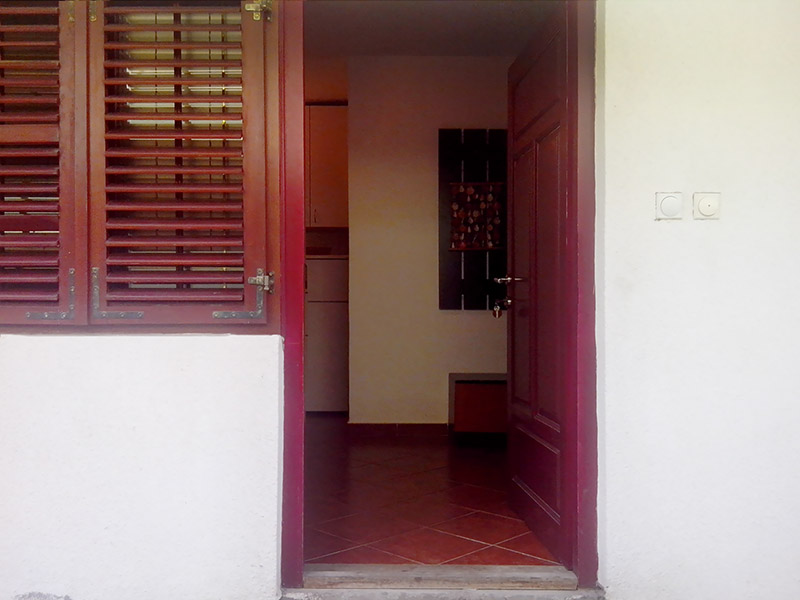 Apartman Kan - Ulaz
