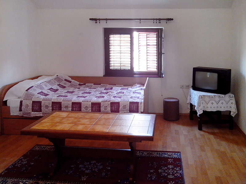 Apartman Nica - Spavaća soba (krevet za 2 osobe)