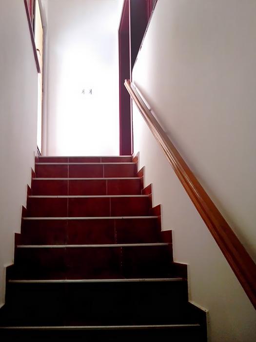 Apartman Nica - Stepenište do apartmana