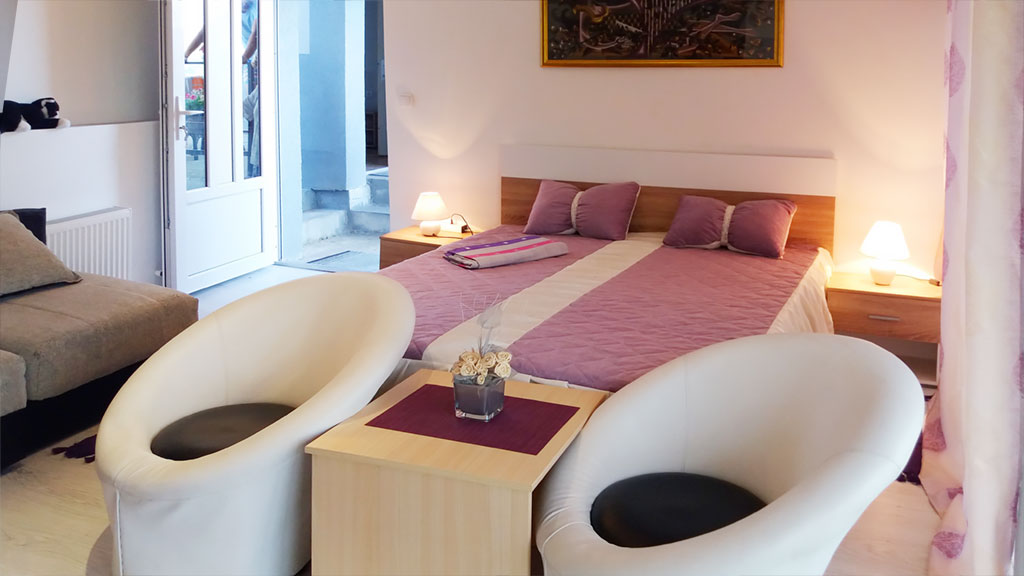 Apartman Hani - Francuski ležaj