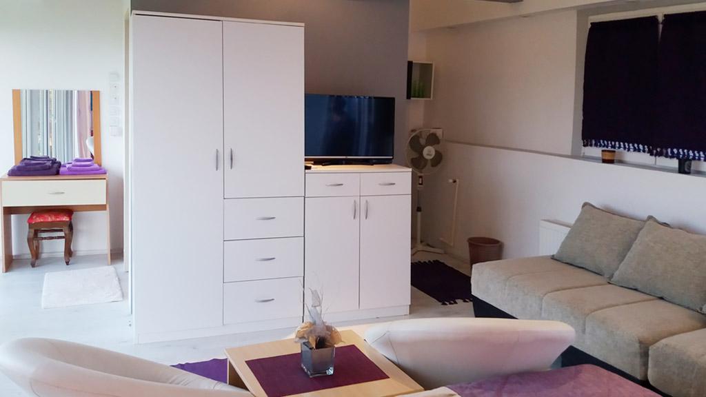 Apartman Hani - Garderoberi